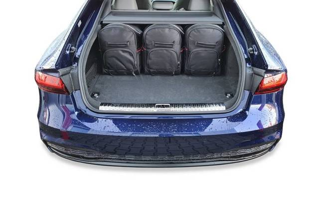 AUDI A7 HYBRID 2019+ CAR BAGS SET 5 PCS