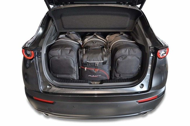 MAZDA CX-30 2019+ CAR BAGS SET 4 PCS