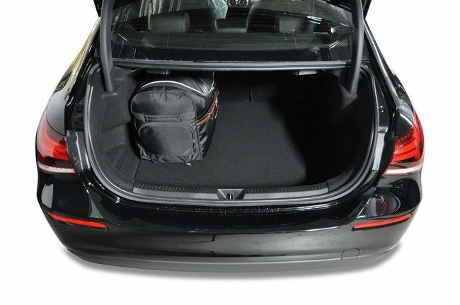 MERCEDES-BENZ A SEDAN 2018+ CAR BAGS SET 5 PCS