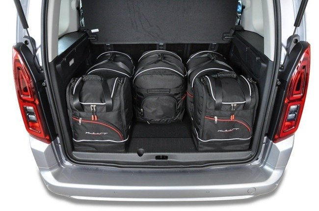 OPEL COMBO 2018+ CAR BAGS SET 6 PCS